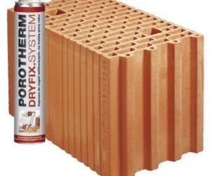 Porotherm 25 dryfix cena