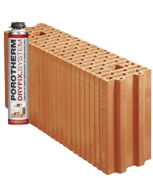 Porotherm 30 dryfix cena